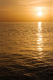 Tropical Sundown Stock Photos