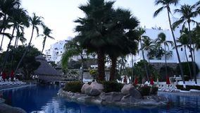 Tropical Sunrise stock footage