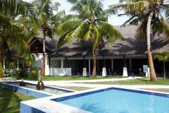 Free Tropical Swiming Pool Stock Images - 13732404