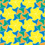 Tropical Tessellation Stock Photos