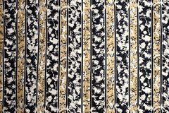 Tropical textile pattern Royalty Free Stock Image