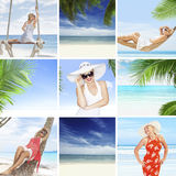 Collage Stock Photography