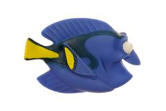 Tropical Toy Fish Royalty Free Stock Photography