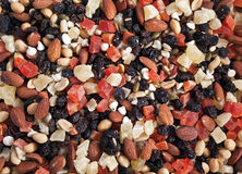 Tropical Trail Mix Stock Photography