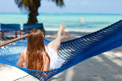 Tropical vacation Royalty Free Stock Photography