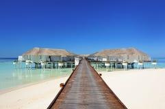 Tropical Vacation Royalty Free Stock Photo