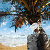 Tropical vacation Stock Images