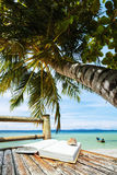 Tropical vacation Royalty Free Stock Photos