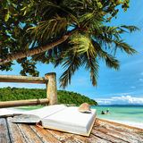 Tropical vacation Stock Photography