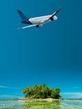 Tropical vacation Royalty Free Stock Photos