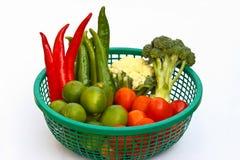 Tropical vegetables. Stock Photos