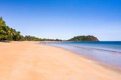 Tropical virgin beach Stock Photography
