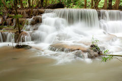 Tropical Waterfall Thailand Stock Photos