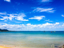 Tropical waters Stock Image