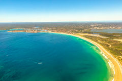 Tropical waters in New South Wales, Australia Stock Photo