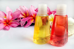 Tropical wellness spa Stock Images