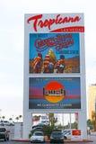 Tropicana旅馆和赌博娱乐场 免版税库存图片