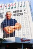 Tropicana旅馆和赌博娱乐场 免版税库存照片