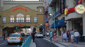 Tropicana Casino & Resort in Atlantic City, New Jersey Royalty Free Stock Photos