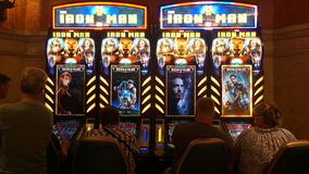Tropicana Casino & Resort in Atlantic City, New Jersey. (USA Royalty Free Stock Images