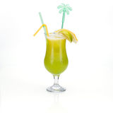 Tropicana cocktail Royalty Free Stock Photo