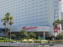 Tropicana Las Vegas Stock Photo