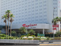 Tropicana Las Vegas Royalty Free Stock Photos