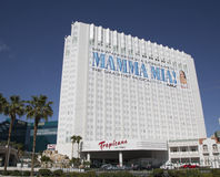 Tropicana Las Vegas kasyno w Las Vegas i hotel Obrazy Stock