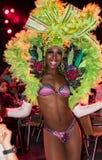 Tropicana showgirl Stock Photo