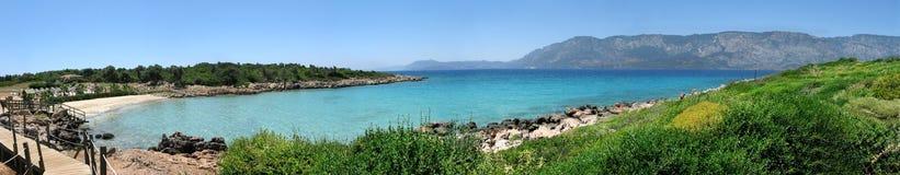 tropics пляжа Стоковое Изображение RF