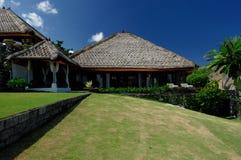 Tropics Villas Royalty Free Stock Photo