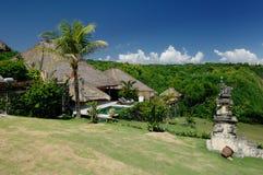 Tropics Villas Royalty Free Stock Image