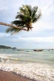 tropikalna burza Obrazy Royalty Free