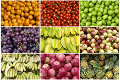 Tropikalna owoc fotografia stock
