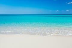 Tropikalna plaża Fotografia Royalty Free