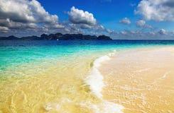 Tropikalna plaża, Tajlandia Zdjęcie Royalty Free