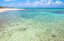 Tropikalna plaża Zdjęcie Royalty Free
