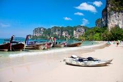 Tropikalna plaża, Andaman Morze, Tajlandia Zdjęcia Royalty Free