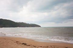 Tropikalna plaża na Ko Ma Fotografia Stock