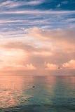 Tropikalna woda morska Zdjęcie Royalty Free