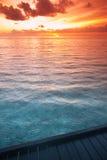 Tropikalna woda morska Obraz Royalty Free