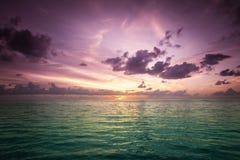 Tropikalna woda morska Obrazy Stock