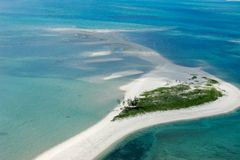 Tropikalna wyspa Obraz Royalty Free