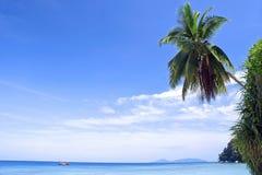 tropikalna wyspa Fotografia Stock