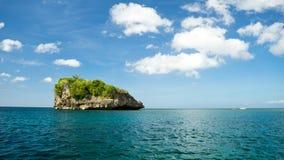 Tropikalna wyspa Filipiny Zdjęcia Royalty Free
