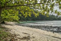 Tropikalna wyspa sao wolumin Obraz Royalty Free