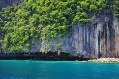 Tropikalna wyspa Thsiland obraz stock
