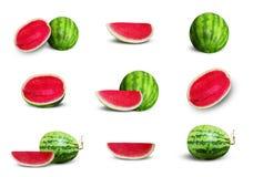 Tropikalne kraj owoc serie Zdjęcia Stock