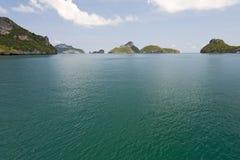tropikalne turkusowe wody Obraz Stock