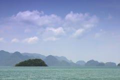 tropikalne wyspy Obrazy Stock